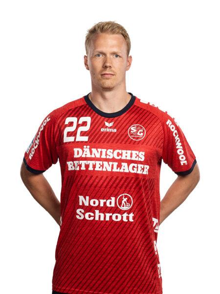 Férfi kézilabda: Interjú a dánok világbajnok beállósával Anders Zachariassennel, aki ma a Veszprém ellen lép pályára a Final Fourt-ért