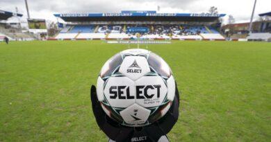 3F Superliga hivatalos labdája