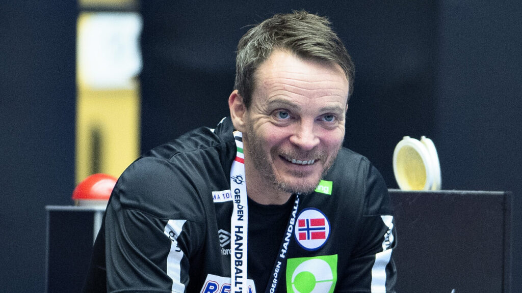 Christian Berge a norvég férfi kézilabda válogatott kapitánya.
