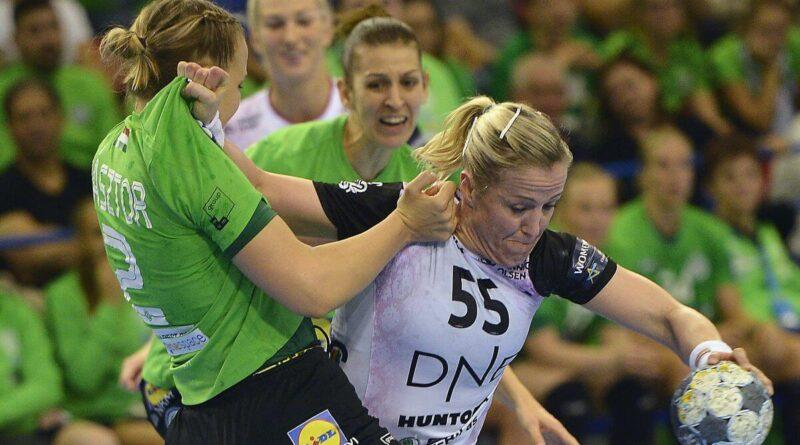 Heidi Löke különös orrsérülést szenvedett