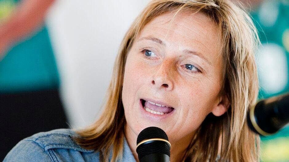 Susanne Munk Wilbek. Fotó: Morten Dueholm