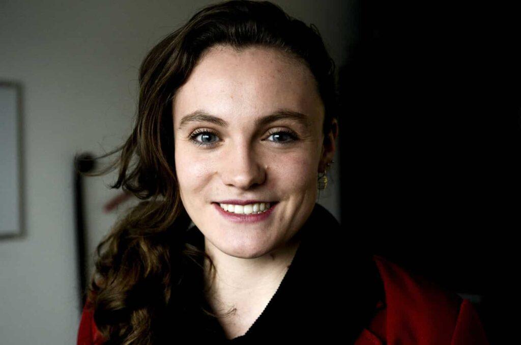 Sonja Frey a Herning-Ikast új játékosa. Fotó: Andre F. jv.dk