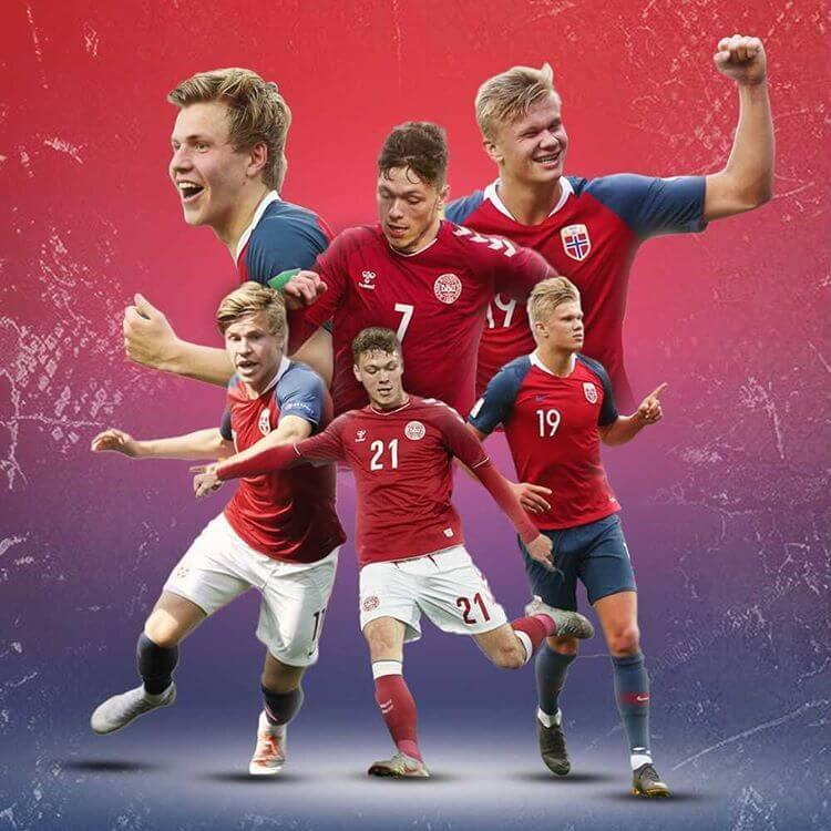 Tíz legtehetségesebb skandináv játékos