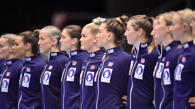 A norvég női válogatottnak a kézilabda-Eb-n csak 200 néző szurkolhat Trondheimben Fotó: Bo Amstrup