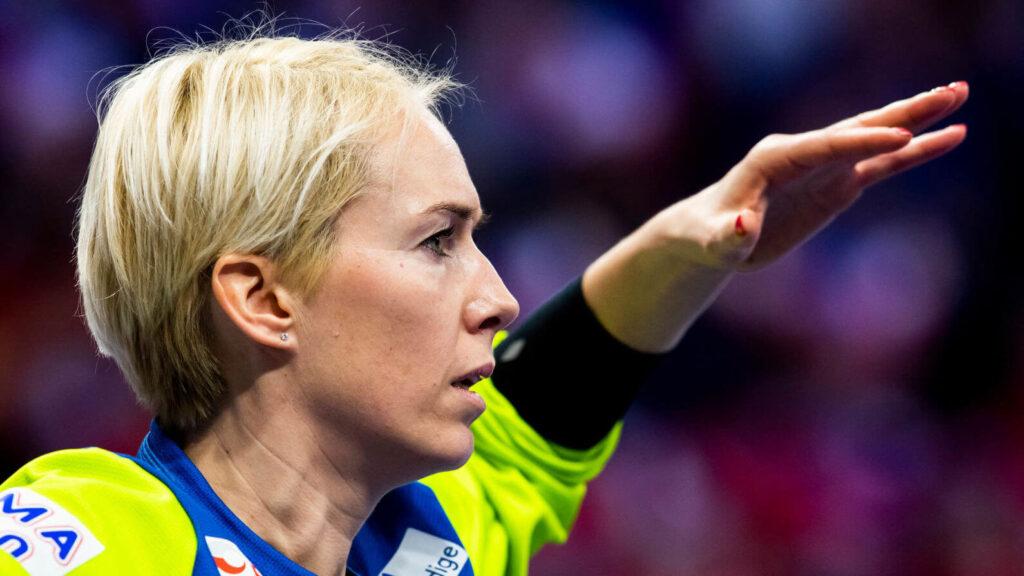 Katrine Lunde újra csatlakozhat a norvégok keretéhez. Fotó: Fredrik Varfjell / BILDBYRÅN