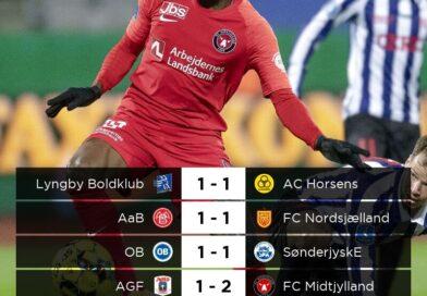 3F Superliga: Továbbra is komoly válságban az FC Koppenhága