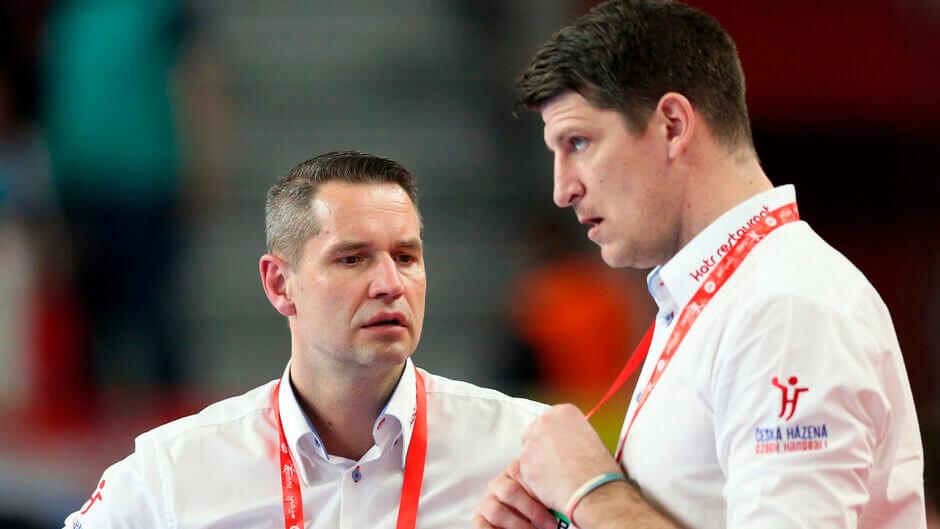 Jan Filip és Daniel Kube Fotó Str Scanpix Denmark
