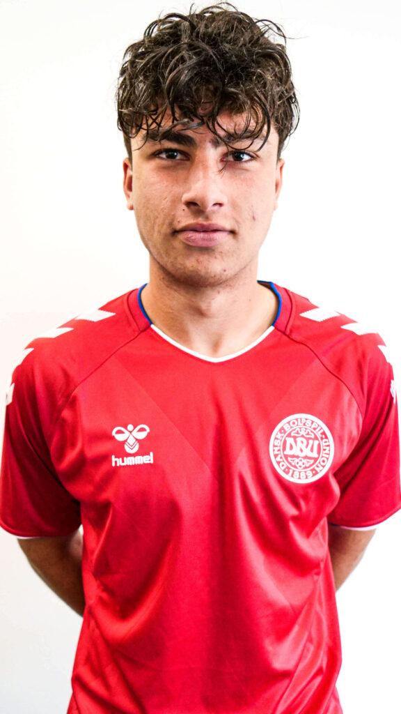 Wahid Fagir  Fotó: DBU.dk