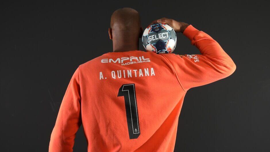Alfredo Quintana mezszámát visszanolultatja a Porto csapata. Fotó: Porto