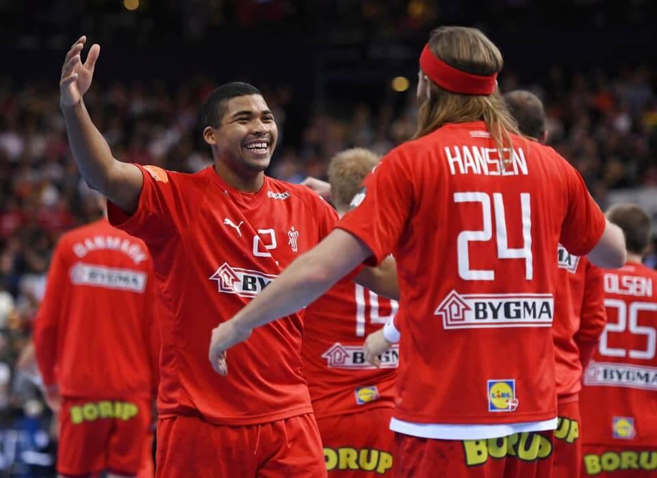 Mads Mensah és Mikkel Hansen újra egy csapatban játszhatnak 2022 nyarától. Fotó:  Annegret Hilse
