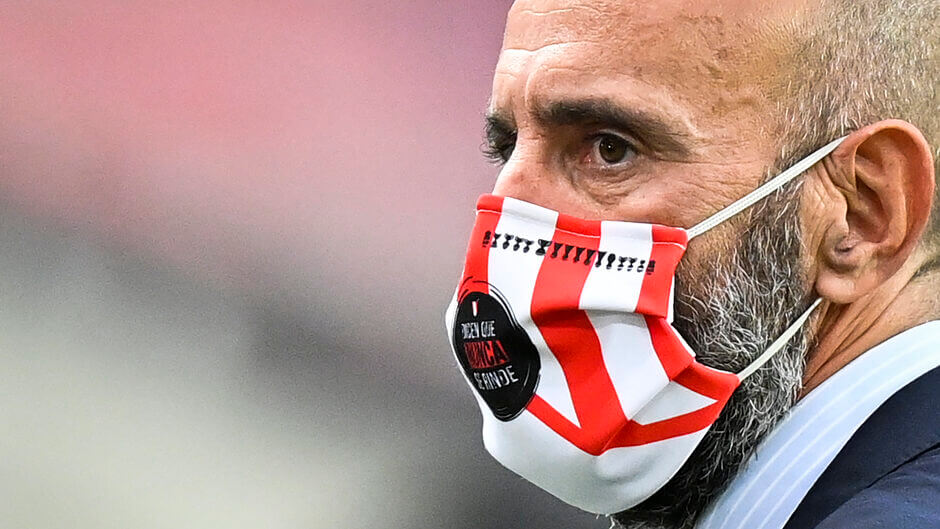 Sevilla FC sportigazgatója Monchi Fotó: Martin Maissner / Scanpix Denmark