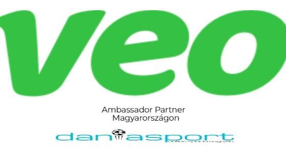 A Veo Ambassador partnere a Dániasport.hu