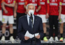 Hasszan Musztafa elnök új őrülete miatt áll a bál az IHF-ben