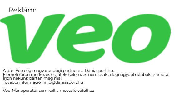 A dán Veo cég magyarországi AMBASSADOR  partnere a DÁNIASPORT.HU