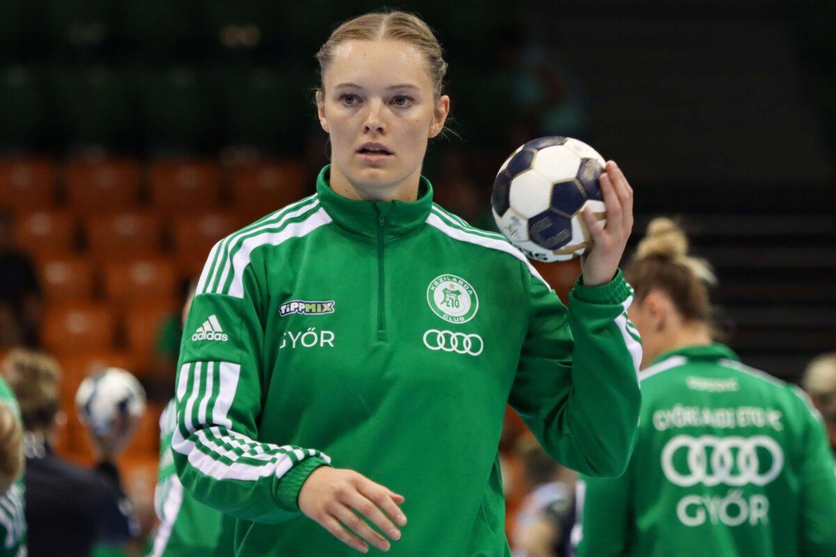Anne Mette Hansen: Nagyon menő, hogy én vagyok a győri csapatkapitány